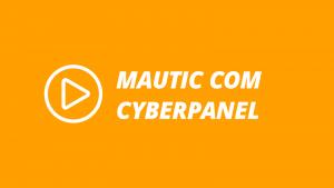 Instalando o Mautic com CyberPanel