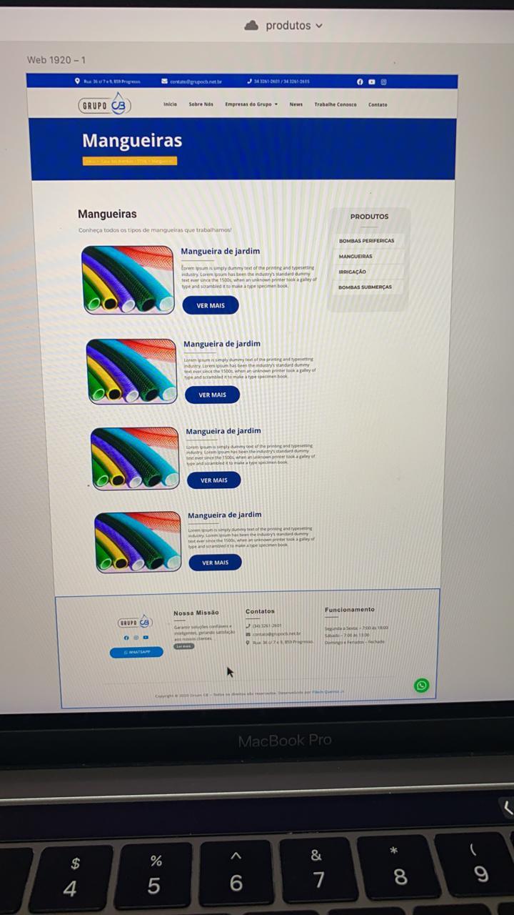 como customizar pagina no elementor