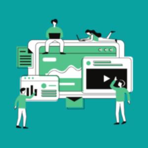 Logo do Grupo de Marketing Digital